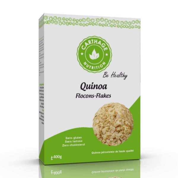 flocons de quinoa tunisie