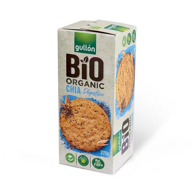 biscuit digestif chia