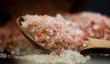 Bienfaits du sel rose de l'Himalaya