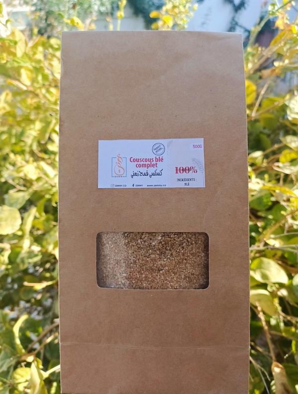 couscous blé zemny diari