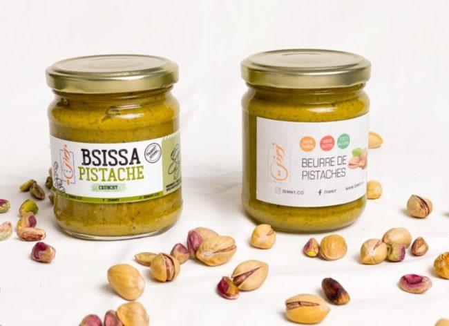 beurre pistache bsissa pistache