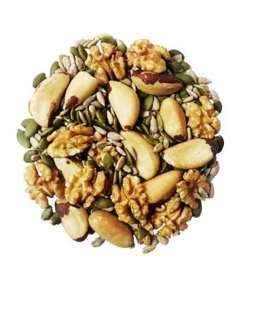 mix keto fruits secs