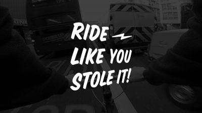 Ride like you stole it_Zé Monteiro