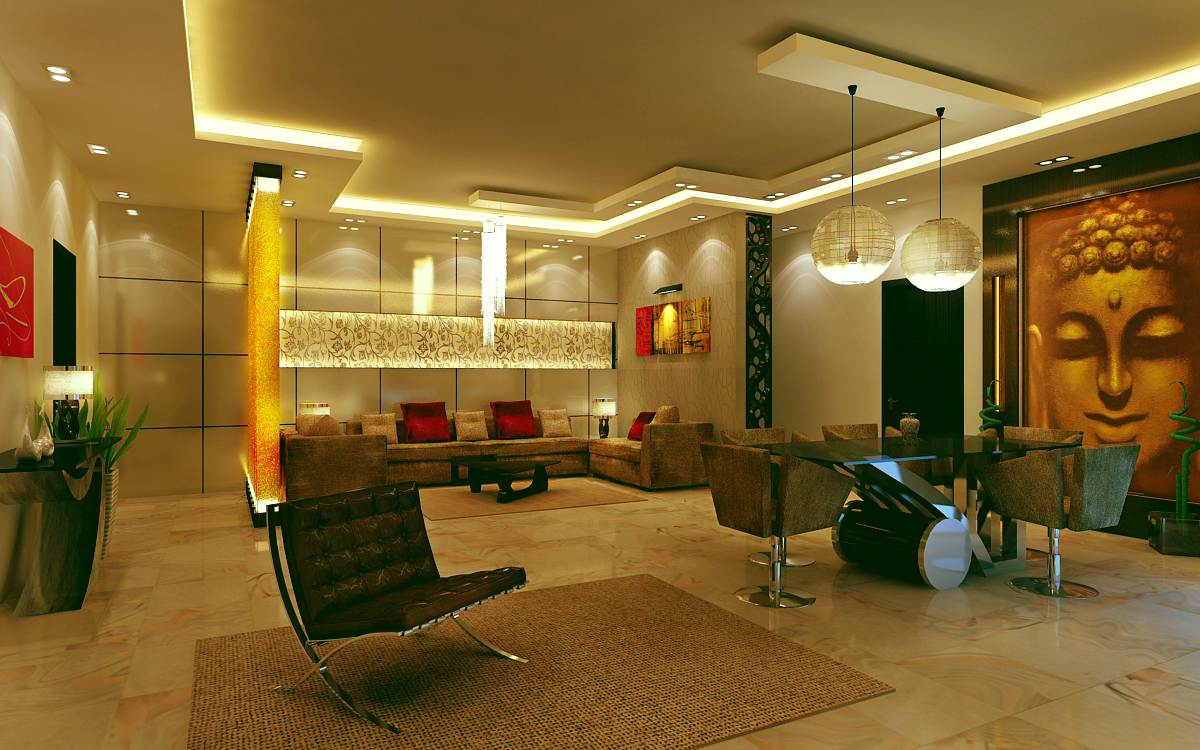 Interior Designing a Way to Bring Positivity in Home and