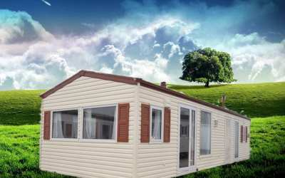 Willerby Cottage Gold – Mobil home d'occasion – 12 000€