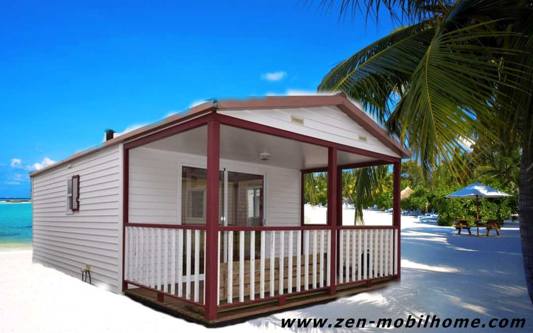 Sun Roller Terrasse – Mobil home d'occasion – 3 700€