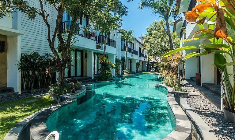 Hotel Zen Rooms Dewi Ratih Seminyak Legian Book Hotel Online
