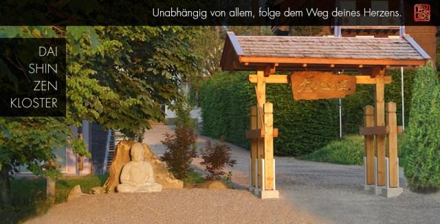 Sesshin im Kloster Buchenberg