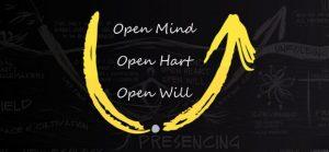 Open Mind, Open Hart, Open Will