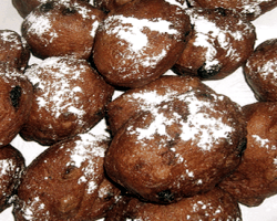 Frittelle perfette in 10 mosse così come ci consiglia il sito di Cucina Italiana.