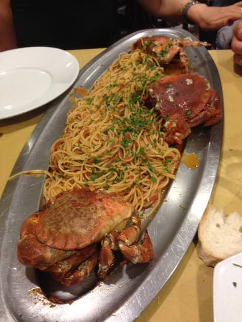 Taglierini verdi,Mangiare a Sestri Ponente: la terza puntata dell'inchiesta di Veronica Gareffa