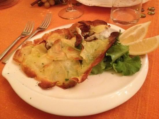 Tripadvisor Scalvini primo posto nella classifica del sito di recensioni per il ristorante di Pontedecimo.