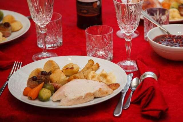 tavola di Natale, menù della vigilia