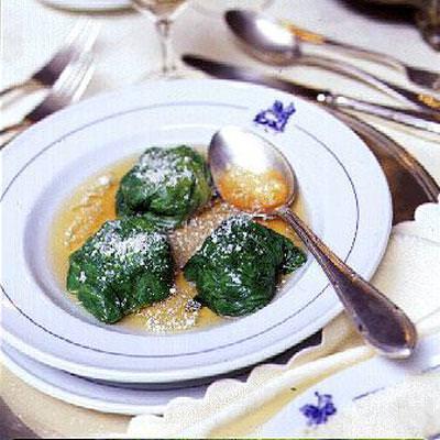 lattughe in brodo