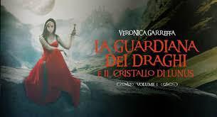 La Guardiana dei draghi: il libro è stato presentato ufficialmente.