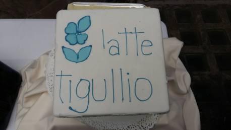 Latte Tigullio Bergese