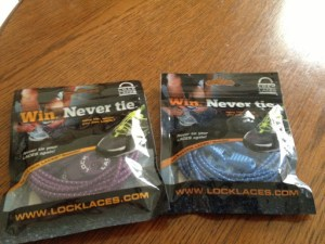 Lock Laces Giveaway