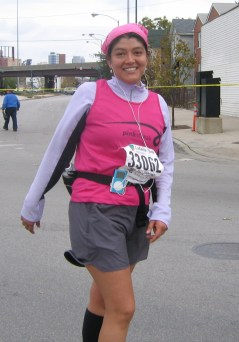 4, 2006 Chicago Marathon 2