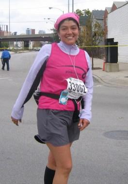 4, 2006 Chicago Marathon 2