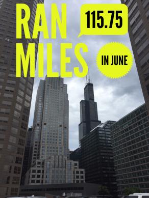 June 2017 Miles