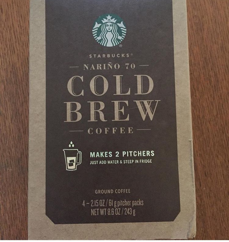 StarbucksColdBrew