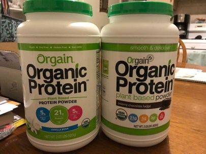 Orgain Protein Powder-1