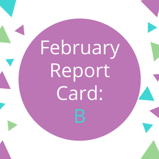 February 2018 Report Card