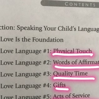 5 Love Languages of Children-2