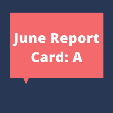 June 2018 Report Card