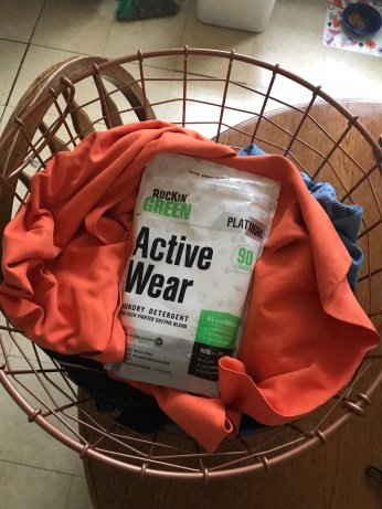 Rockin' Green Active Wear Soap-2