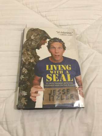 Living with a Seal-1