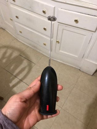 Milk Frother-1