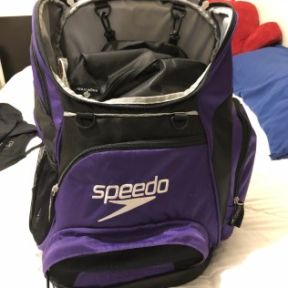 Speedo Backpack-1