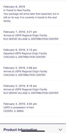 USPS Complaint-1
