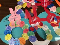 Easter Egg Wreath-3