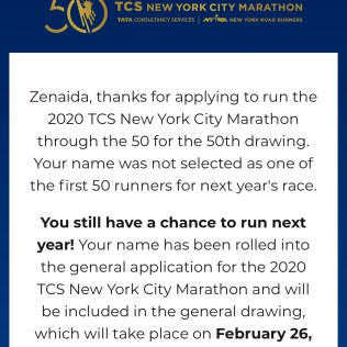 NYC Marathon Early Drawing-2
