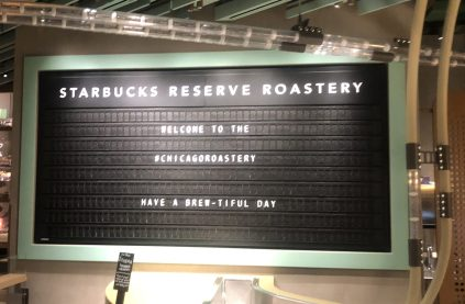 Starbucks Roastery Chicago-9