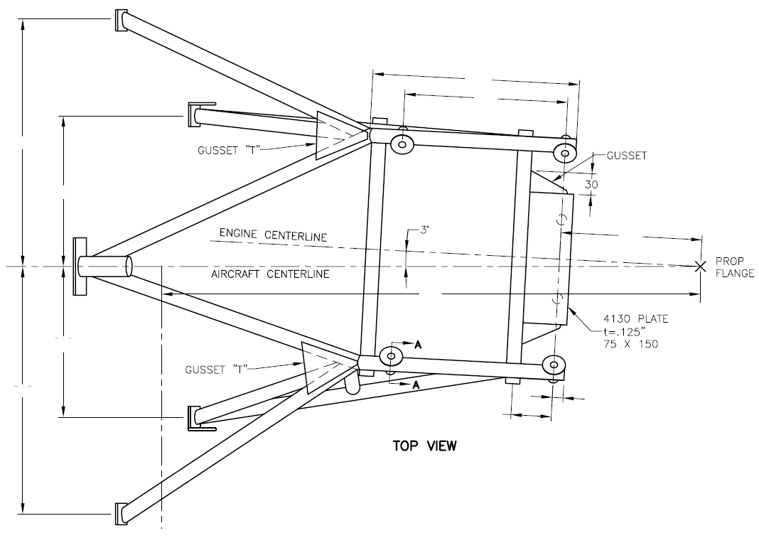 [WRG-7799] Rotax Engine Diagram