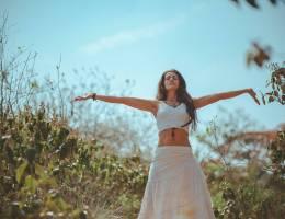 voimavarat, nainen, luonto