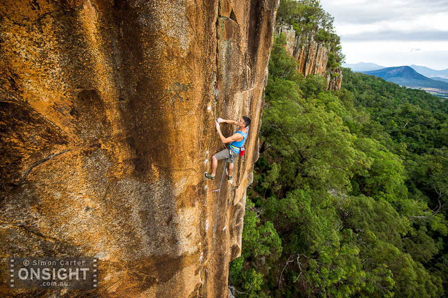 Frog Buttress: Crack is the new Crack