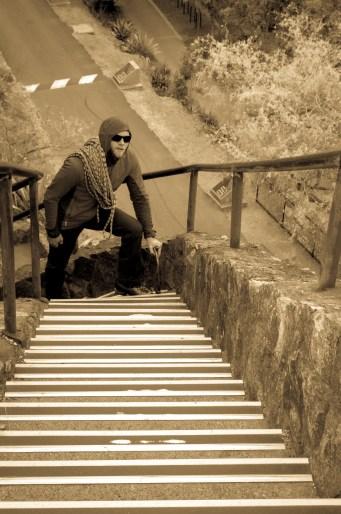Josh alpine KP Stairs