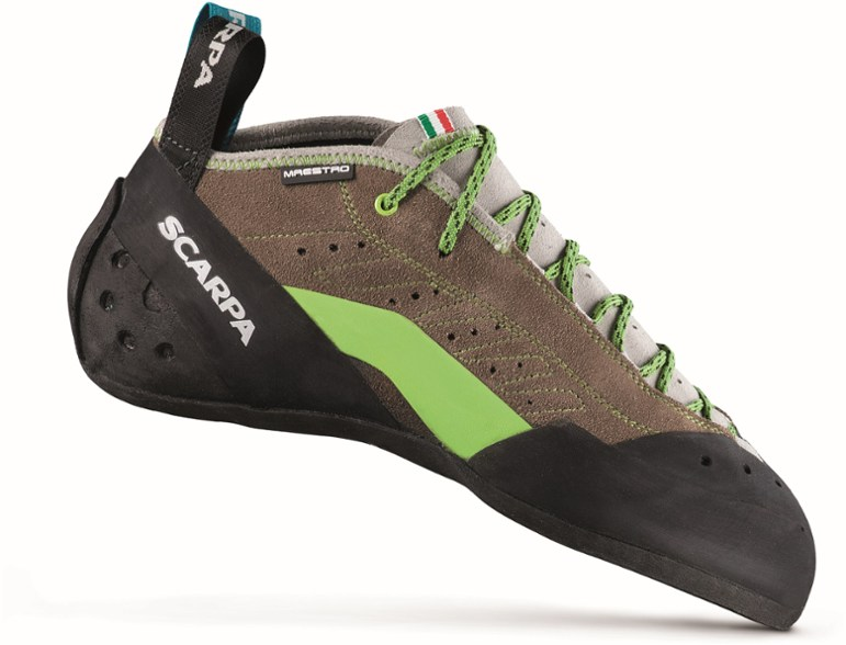Gear Review: Scarpa Maestro Mid Eco
