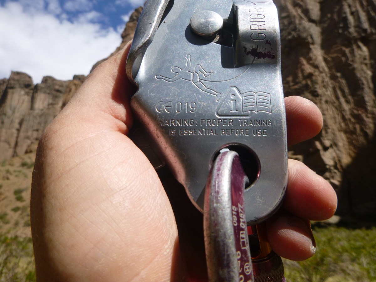 You're doing it wrong: Lead Belaying with a Grigri