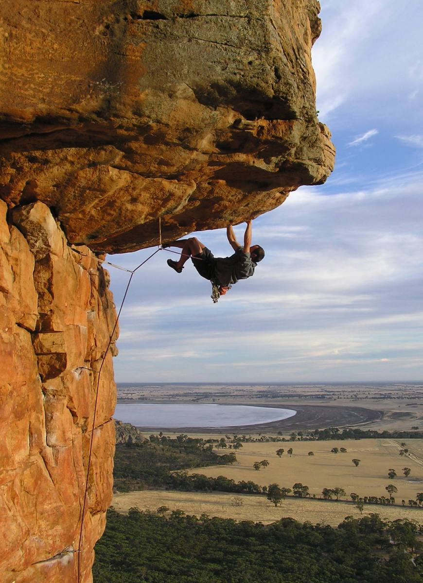 50 Classic Climbs of Australia - Kachoong