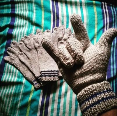 Nana Elsies gloves