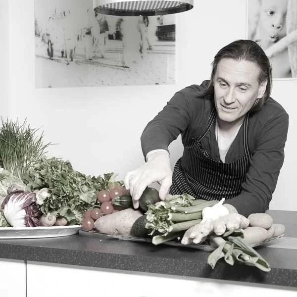 Roland Rauter, Veganer Spitzenkoch