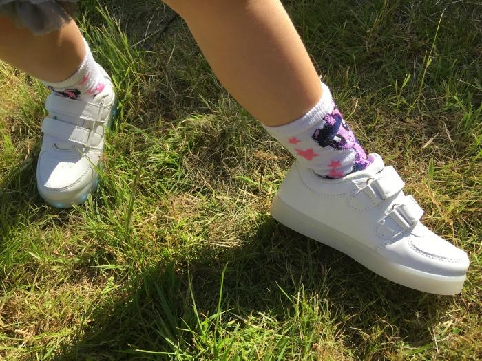 charging-beam-shoes- #Win! Getting Festival Ready With Beam Shoes For Kids + #Giveaway
