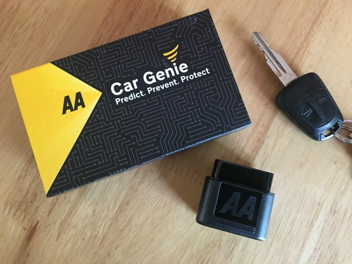 Car-genie-The-AA Here's Why We LOVE The AA Car Genie @TheAA_UK ‏#CarGenie #spon