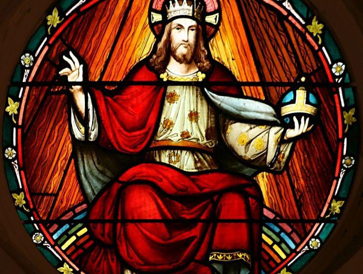 krist kralj, poezija, vjera