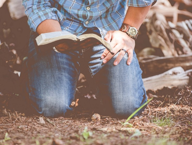 Molitvu muškarca za pronalazak supruge